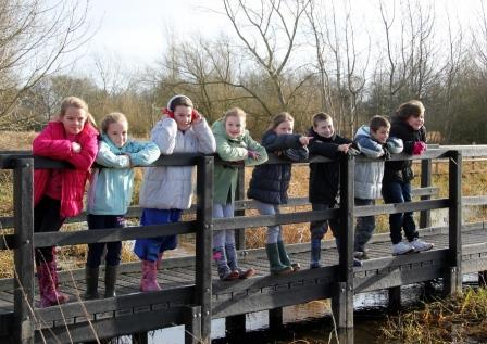 St Lawrence School kids on boardwalk_comp.jpg